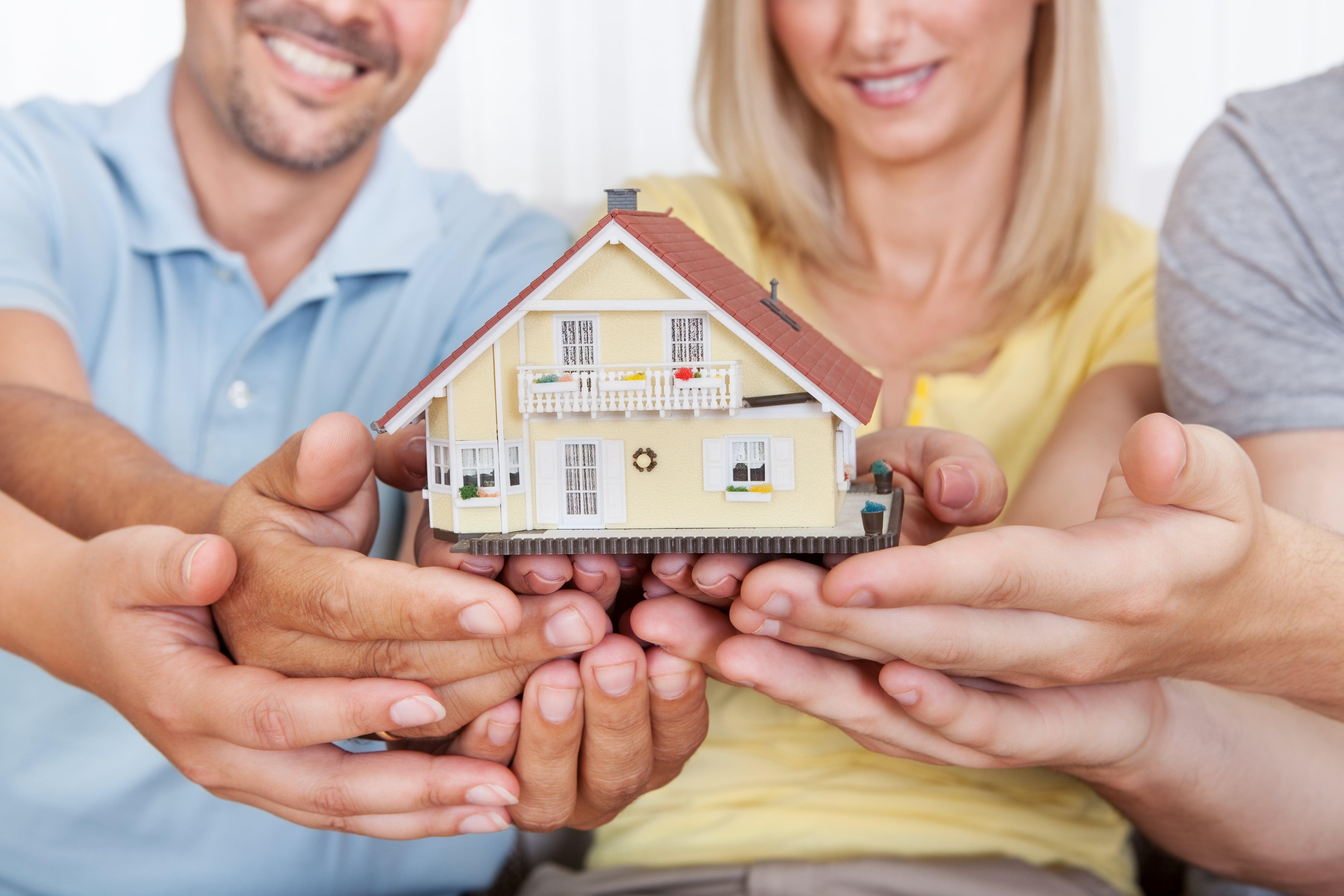 как получить займ на строительство дома